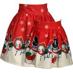 Lovely little aprons...