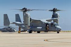 Bell Boeing V-22 Osprey.
