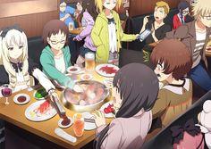 SHIROBAKO完結記念でYAKINIKU ゴスロリ様に焼いてもらいたい… 本当にいいアニメだった