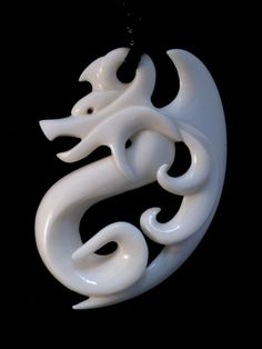 Everybody's life needs a little magic and Dragons are one of the most popular and mythical creatures ever. They are the central character in various legends and lore. http://www.miniaturesculpturescarvedinbone.com/mythical-white-dragon-carved-bone/