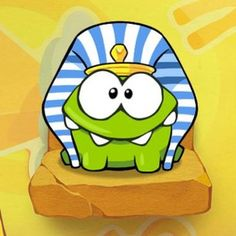 Om Nom is on his way to Ancient Egypt, a civilization filled with spectacular pyramids, scary mummies, and endless deserts. Luckily, it is also a land filled with marshmallows, liquorice, and tiger nut sweets. Like this picture to wish Om Nom luck on his journey! * iPhone or iPod touch: http://itunes.apple.com/app/id608899141 * iPad:  http://itunes.apple.com/app/id608901634 * Google Play: http://play.google.com/store/apps/details?id=com.zeptolab.timetravel.paid.google #cuttherope #time…
