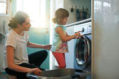 Doing Laundry With Fibromyalgia & Chronic Fatigue Syndrome