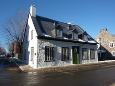 Vieux Trois-Rivieres, or old Three Rivers.