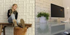 WallArt eco friendly 3d wall panels wall panel recycle biodegradable
