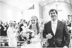 The moment after  Varian + Austin: PART 1 // Washington DC Wedding at Meadowlark Gardens