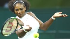 #tennis #news  Serena locates form to reach quarters