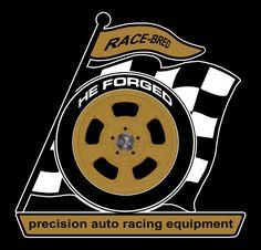 Vintage Race Bred Legend Series Sprint Wheel logo