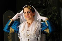 Greek Traditional Dress, Traditional Outfits, Folk Dance, Corfu, Cyprus, Faces, Princess Zelda, Culture, Costumes
