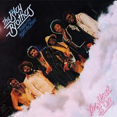 The Isley Brothers - The Heat Is On Limited Edition Colored 180g LP from Friday Music