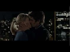 ▶ The Amazing Spider-Man - Rooftop Kiss Scene [HD] - YouTube