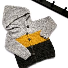 Strickanleitung Kapuzenjacke Kinderjacke.docx Inspiration, Sweaters, Baby, Fashion, Cast Off, Easy Knitting Projects, Handarbeit, Cast On Knitting, Biblical Inspiration