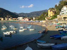 Paradise aka Levanto, Italy. 10 mins from Cinque Terre. www.thewanderbug.com