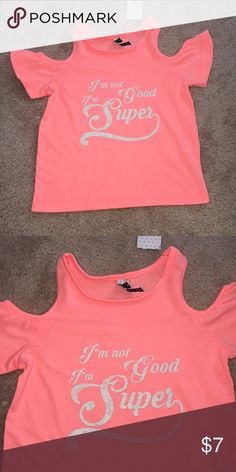 b7cbe25d328 Girls Top Size 3 4 NWT Girls Top Size 3 4 NWT Shirts   Tops. Find this Pin  and ...