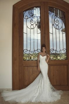 24 Fabulously Unique Wedding Dresses by Galia Lahav's Collection 2014