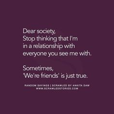 """""""Dear society, please grow up"""" Written by (Curator) 👌🏻 Share your views in comments Tired Quotes, Mood Quotes, Attitude Quotes, Karma Quotes, Real Life Quotes, Reality Quotes, Distant Quotes, Meaningful Quotes, Inspirational Quotes"""