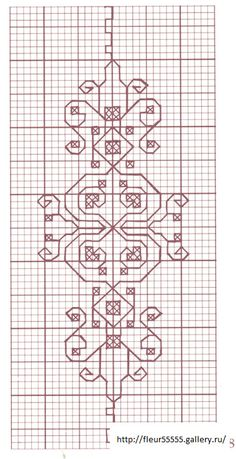 Kasuti Embroidery, Embroidery Fabric, Cross Stitch Embroidery, Embroidery Patterns, Motifs Blackwork, Blackwork Cross Stitch, Cross Stitching, Cross Stitch Designs, Cross Stitch Patterns