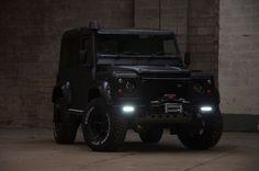LAND ROVER DEFENDER 90 Td5 Full build - custom built to order - NIGHTHAWK SPEC