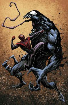 Spider Man Milles