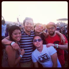 coachella post   last day at the festival