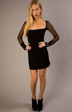 For love & Lemons  Shadow dress  Shop it here http://www.sofialivelovely.com/shop/shadow-dress/  #shadowdress #forloveandlemons