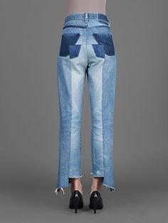 vetements jeans « Outi Les Pyy