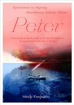 Ten Week, in-depth Women's Bible Study.  Through this study, you will walk along with Peter as an eyewitness to the life of Christ. You will watch Peter transform from Simon the ordinary fisherman to Peter, fisher of men. Peter will encourage you and inspire you. But most of all, he will challenge you to develop a deep and personal relationship with your Savior. He will motivate you to abandon self for Christ.  Published by AMG Publishers, Inc.