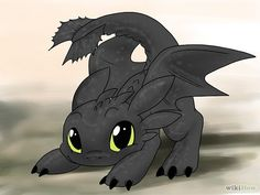 How to draw chibi toothless, Step by Step, Dragons, Draw a Dragon . Disney Kunst, Arte Disney, Disney Art, Baby Toothless, Toothless Drawing, How To Draw Toothless, Toothless Tattoo, Chibi, Httyd