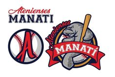 Baseball League, Cavaliers Logo, Team Logo, Sea Cow