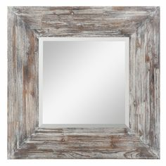 White washing the bathroom mirrors we framed JUST like this! Perfect picture to show what look I am going for