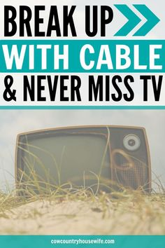 Is it possible to get rid of cable and still watch TV? And you'll never miss out on your favorite shows. 1000 Life Hacks, Useful Life Hacks, Tv Options, Cable Options, Tv Without Cable, Cable Tv Alternatives, Free Internet Tv, Free Tv And Movies, Computer Help