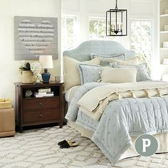 Ticking Stripe Duvet Cover. White sale with 20% off ends February 20