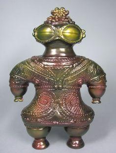 ancient alien visit proof? Dogu artifact resembles alien astronaut?