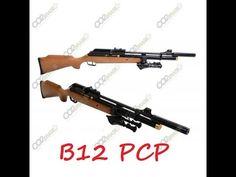 Minha Opinião Sobre Customização Carabina PCP B12 PCP.