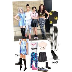 #little mix outfit steals