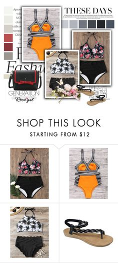 """""""Rosegal"""" by adelisamujkic ❤ liked on Polyvore"""