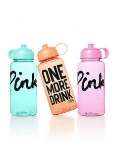 Victoria's Secret PINK Water Bottle #VictoriasSecret http://www.victoriassecret.com/pink/accessories/water-bottle-victorias-secret-pink?ProductID=76149=OLS?cm_mmc=pinterest-_-product-_-x-_-x