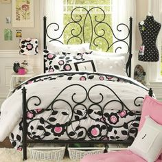 Beautiful children's rooms for girls