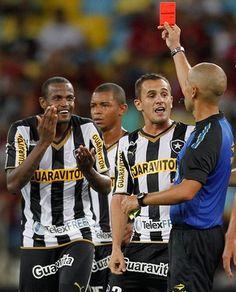 BotafogoDePrimeira: Airton vira a 10ª suspensão do Bota na Série A: ca...