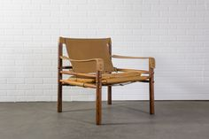 Vintage Rosewood Safari Chair by Arne Norell  $1800  MIDCENTURY MODERN FINDS