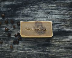 Coffee Roaster's Soap - Wake up in the shower with two elements that are known to stimulate your mind power: coffee & peppermint. How awesome is that!