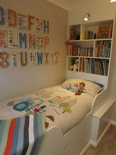 Box Room Bedroom Ideas For Kids, Box Room Beds, Small Room Bedroom, Girls Bedroom, Space Saving Bedroom, Kids Room, Stair Box In Bedroom, Single Bedroom, Bulkhead Bedroom
