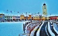 Sibiu Medieval Town Transylvania 1