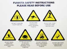 Funkita Safety.