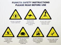 Funkita Safety.
