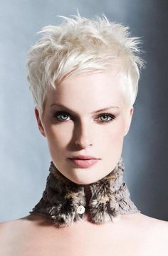 Latest Short Hairstyles in Blonde Hair Colors – Best Hair Color Trends 2017 – Top Hair Color Ideas for You