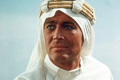 Lawrence of Arabia, British historical film that was one of the most celebrated epics in cinema history. Peter O'toole, Iconic Movie Characters, Iconic Movies, Good Movies, Greatest Movies, Greatest Hits, Martin Scorsese, Stanley Kubrick, Alfred Hitchcock