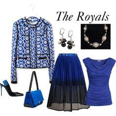"""The Royals"" by melange-art on Polyvore"