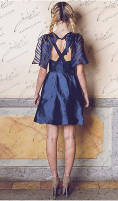 Collection Resort Prêt-à-porter 2017 - Martina Couture London Fashion Week 2016
