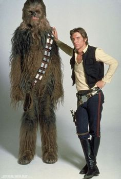 Han Solo And Chewbacca Picture