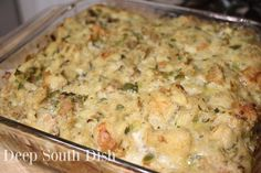 Sour Cream Cucumbers, Creamed Cucumbers, Cucumbers And Onions, Pickled Onions, Creamed Spinach, Casserole Dishes, Casserole Recipes, Reuben Casserole, Stuffing Recipes